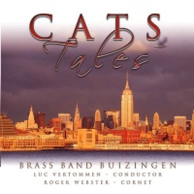 Cats Tales - Brass Band Buizingen conducted by Luc Vertommen
