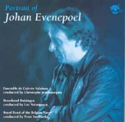 Portrait of Johan Evenepoel