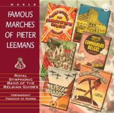 Famous Marches of Pieter Leemans