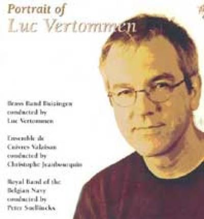 Portrait of Luc Vertommen