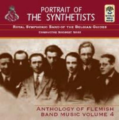Portrait of The Synthetists - Anthology of Flemish Band Music Volume 4