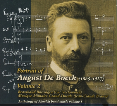 Portrait of August De Boeck volume 2
